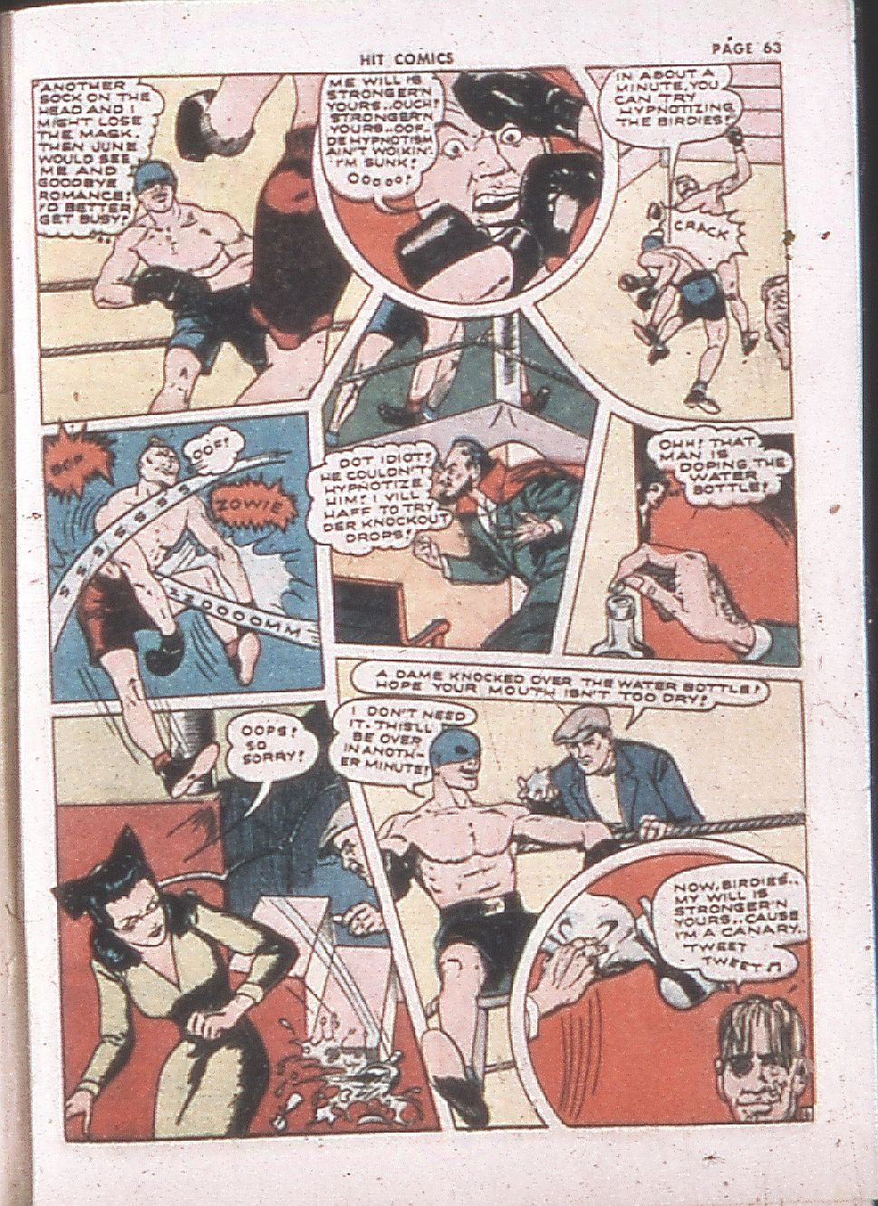 Read online Hit Comics comic -  Issue #24 - 65