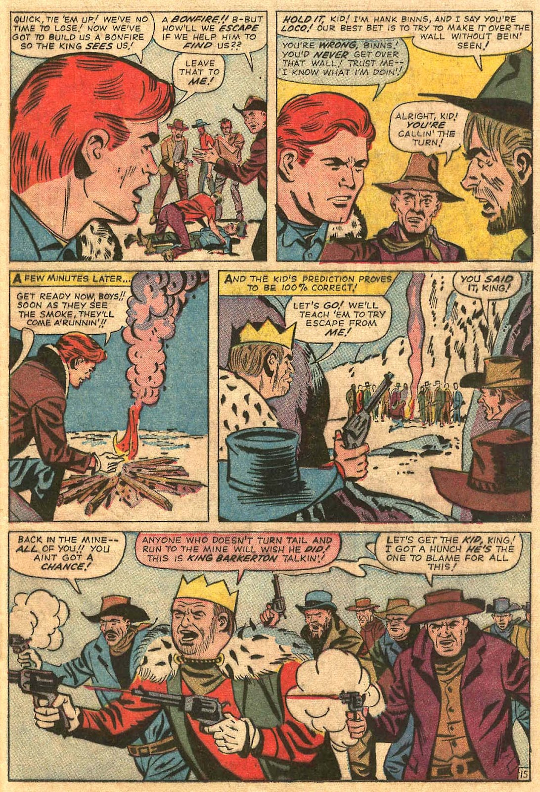 The Rawhide Kid (1955) issue 41 - Page 21
