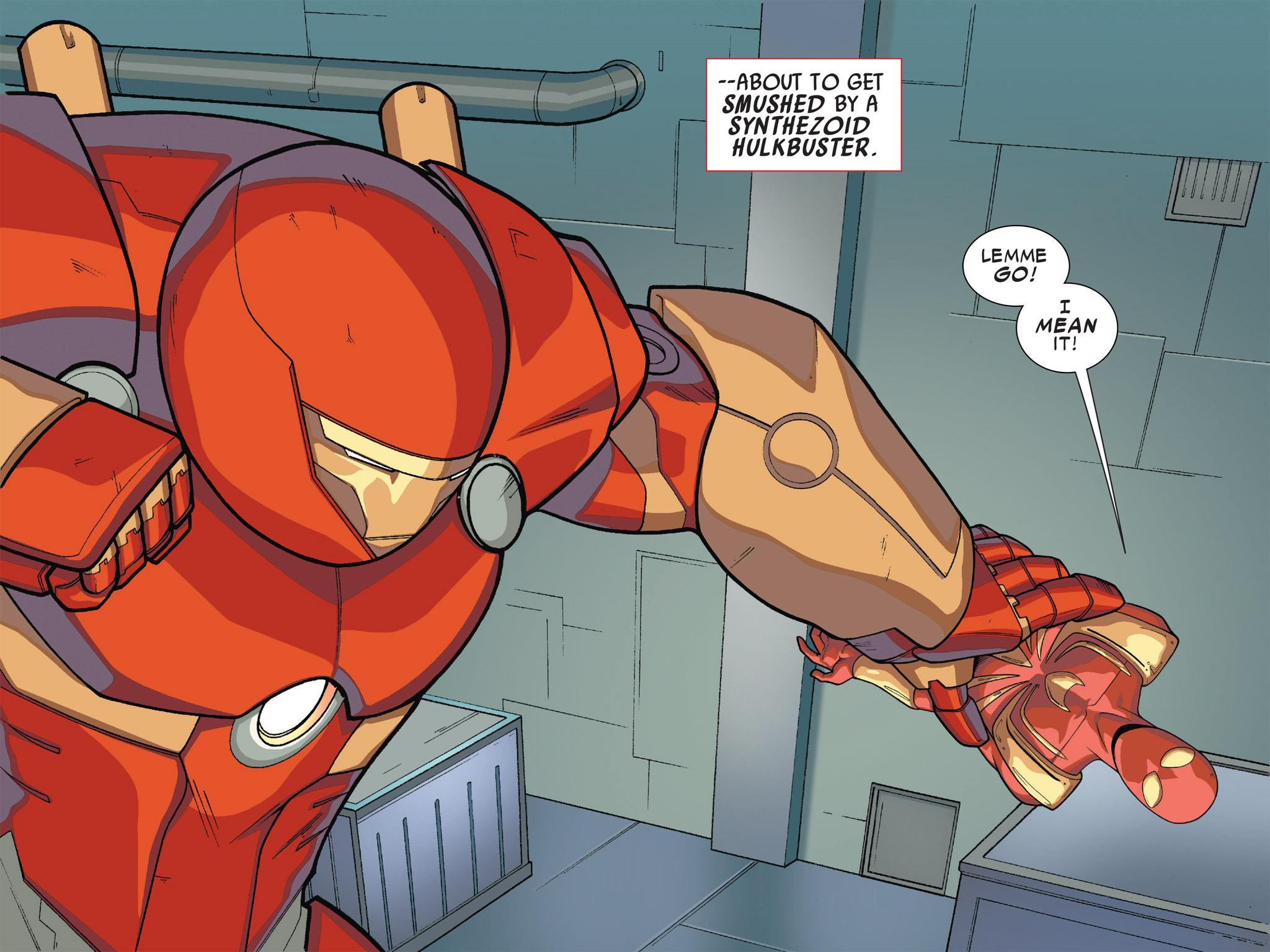 Read online Ultimate Spider-Man (Infinite Comics) (2016) comic -  Issue #5 - 4