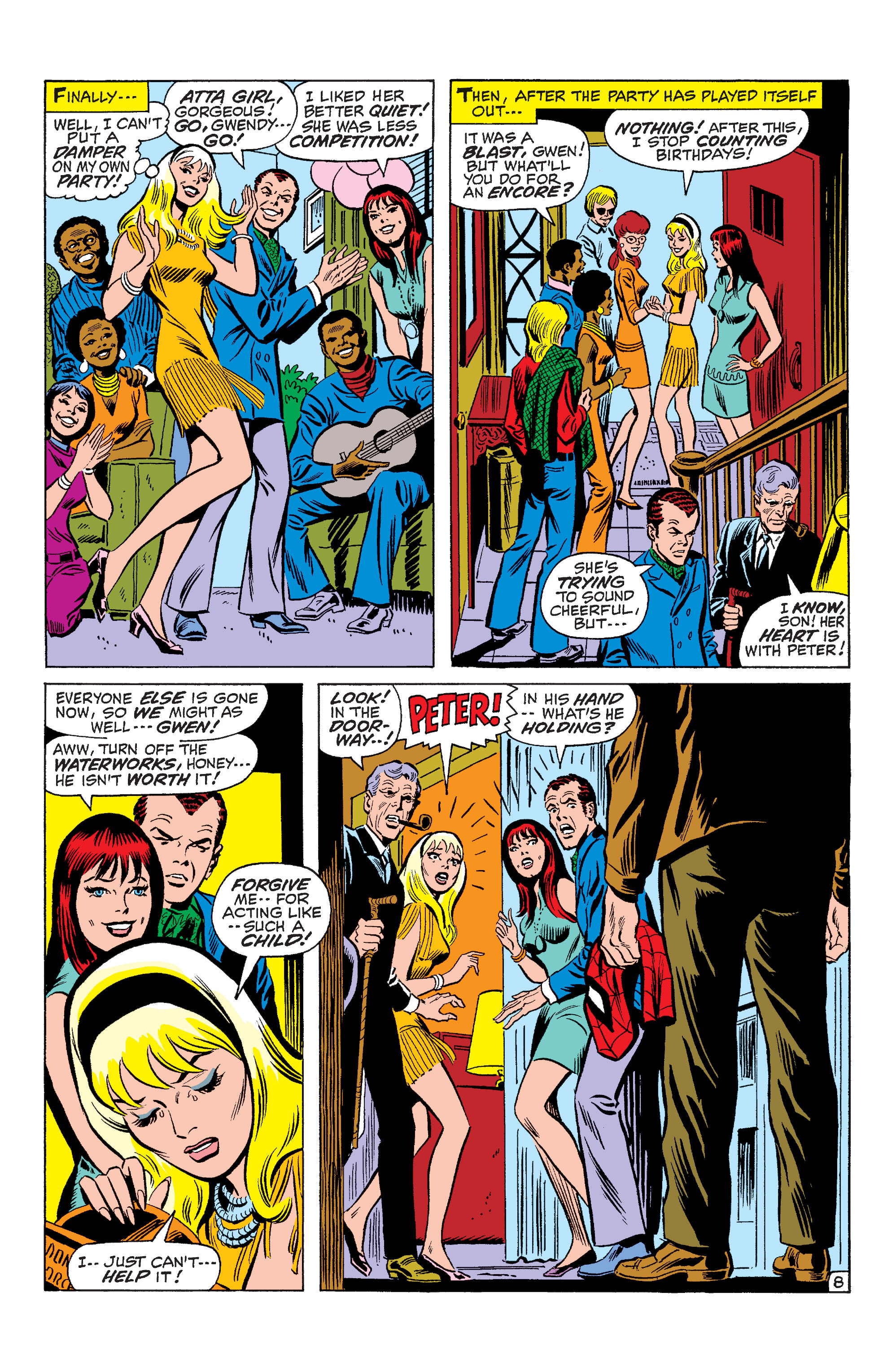 The Amazing Spider-Man (1963) 87 Page 8