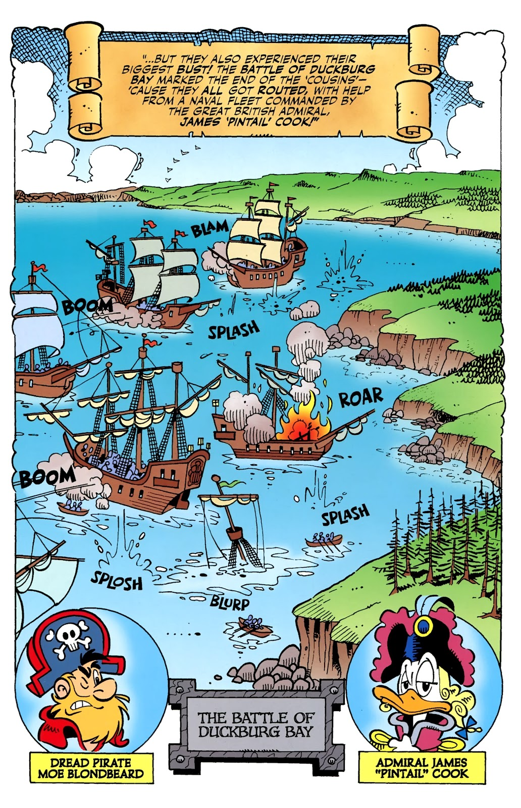 Walt Disney's Comics and Stories issue 730 - Page 22