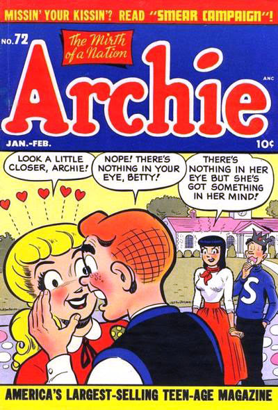 Archie Comics issue 072 - Page 1