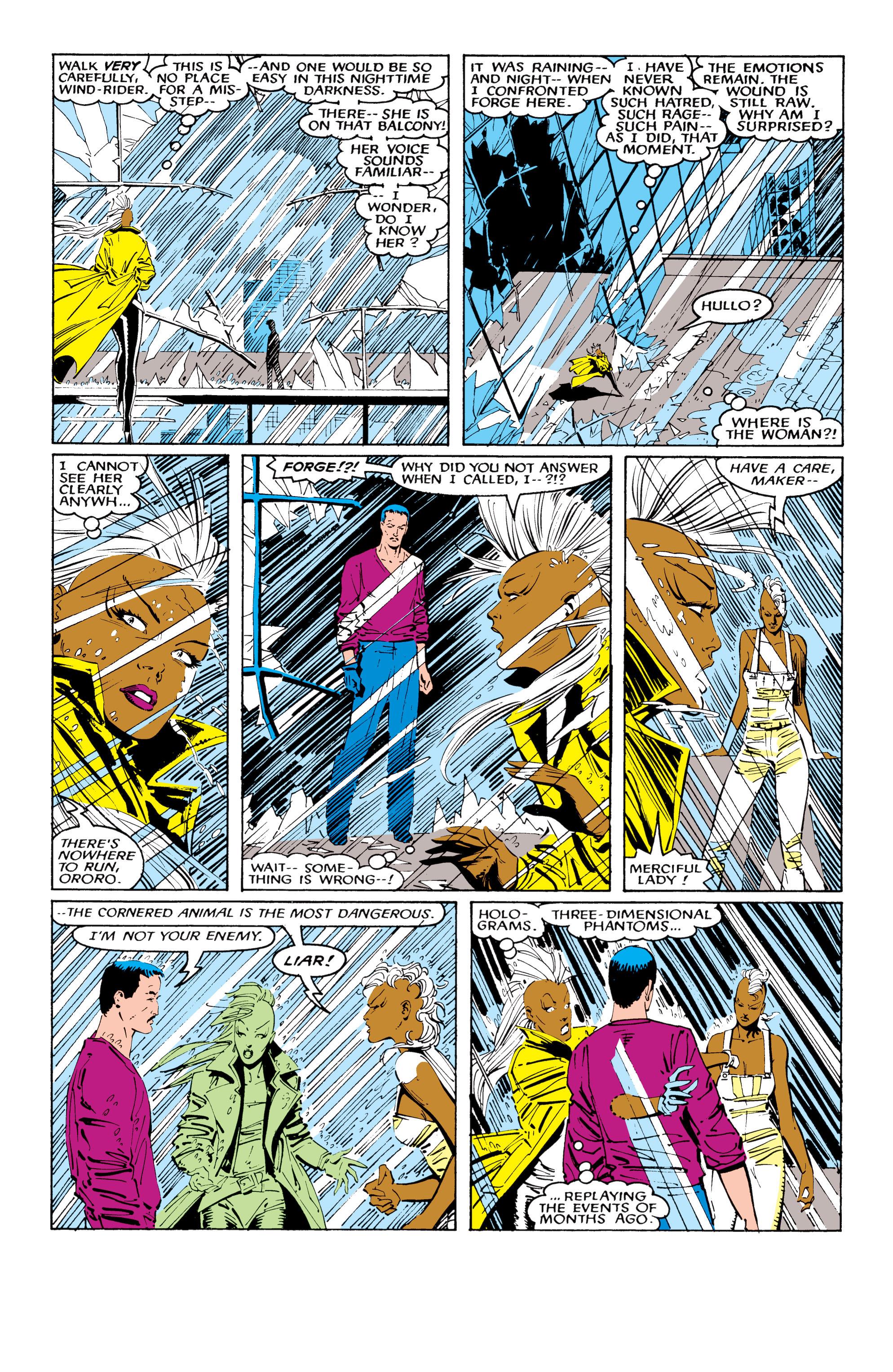 Read online Uncanny X-Men (1963) comic -  Issue #220 - 12