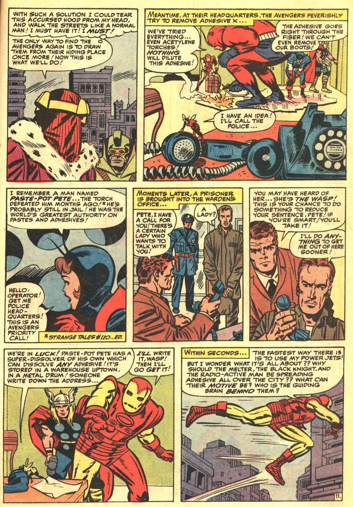 The Avengers (1963) 6 Page 11
