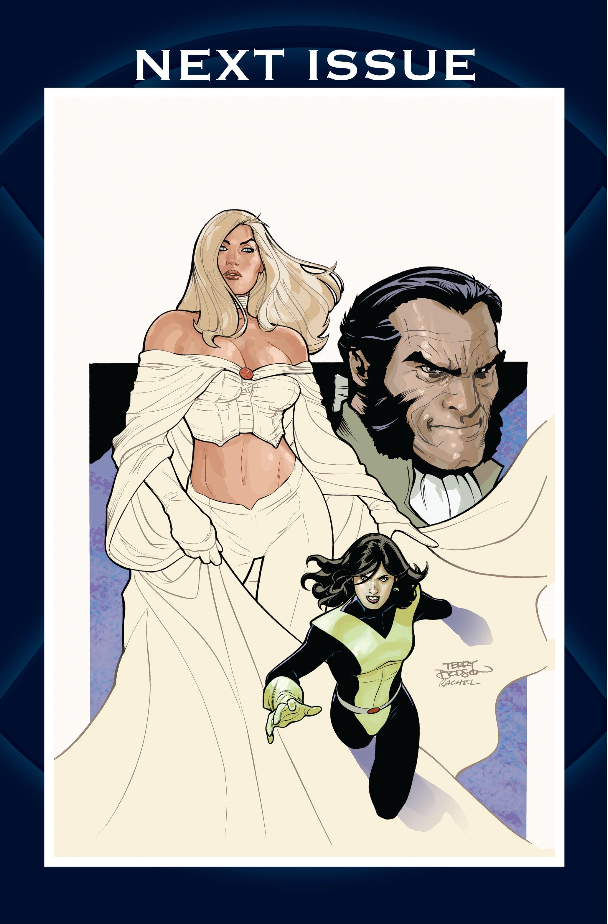 Read online Uncanny X-Men (1963) comic -  Issue #528 - 25