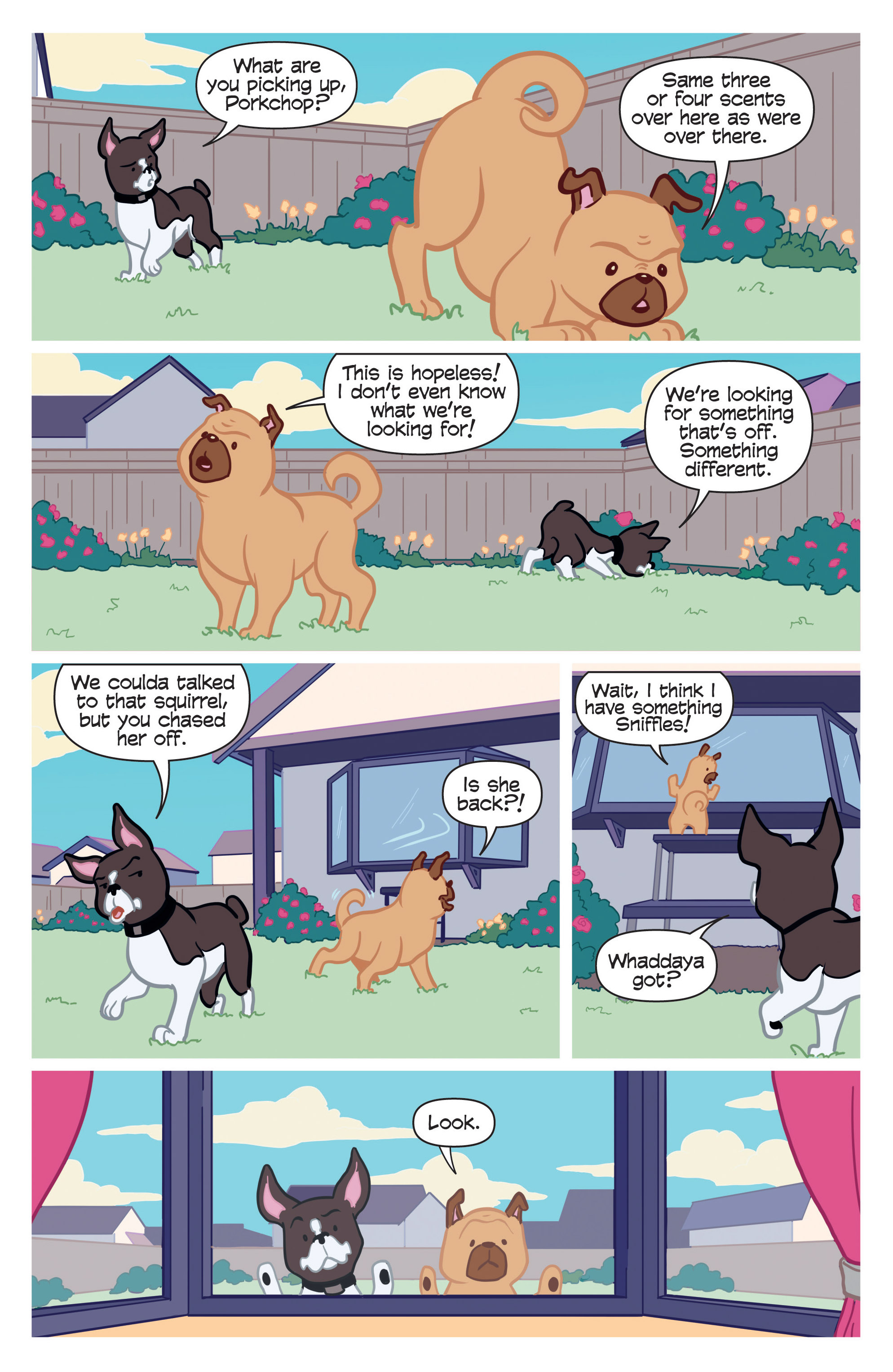 Read online Action Lab, Dog of Wonder comic -  Issue #2 - 16