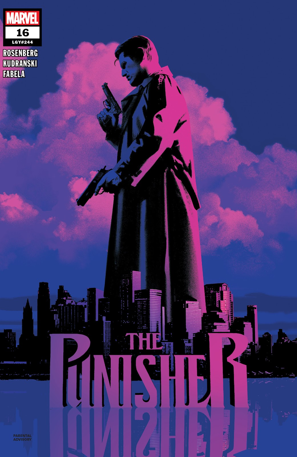 Read online The Punisher (2018) comic -  Issue #16 - 1