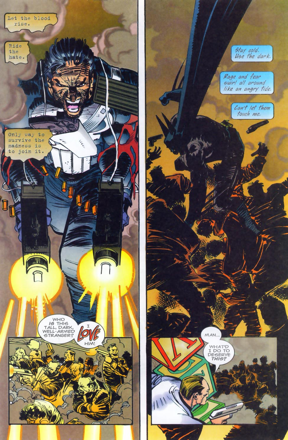 Read online Punisher/Batman: Deadly Knights comic -  Issue # Full - 31