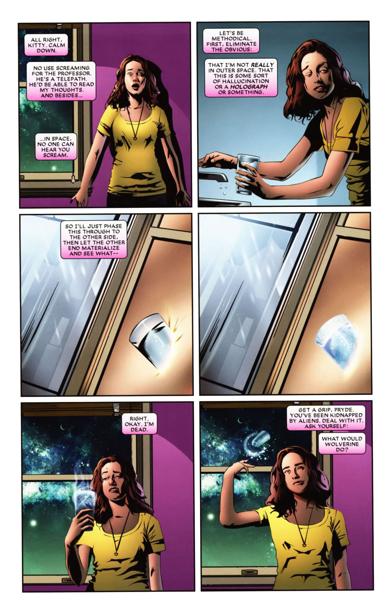 Read online Wolverine: First Class comic -  Issue #19 - 7
