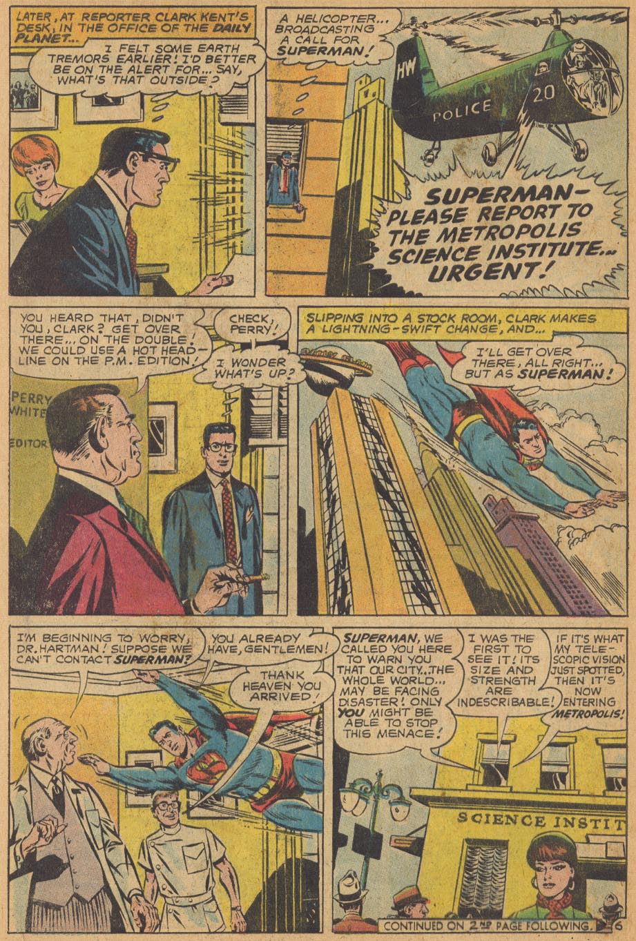 Read online Action Comics (1938) comic -  Issue #343 - 8