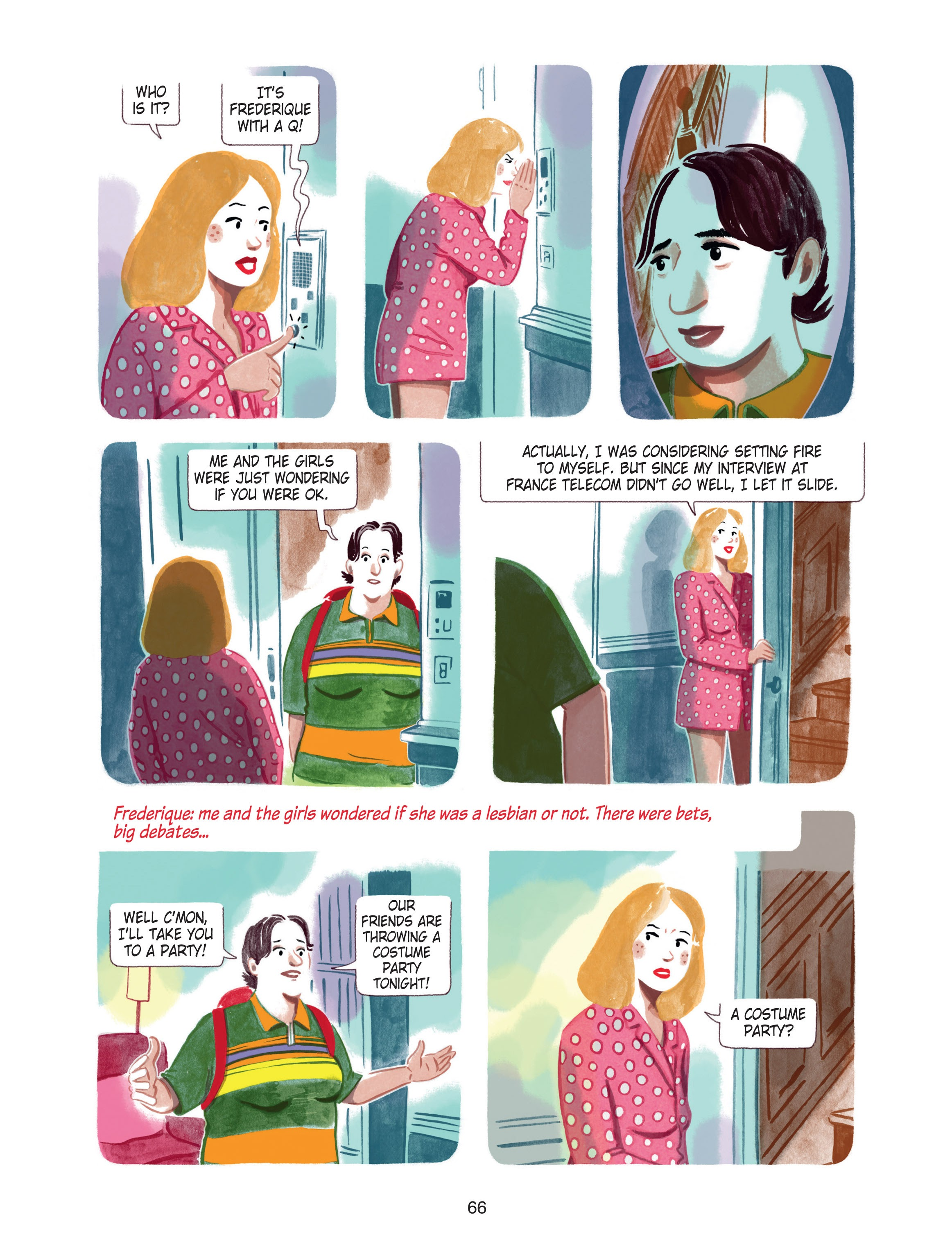 The Invisible Lesbian TPB Page 66