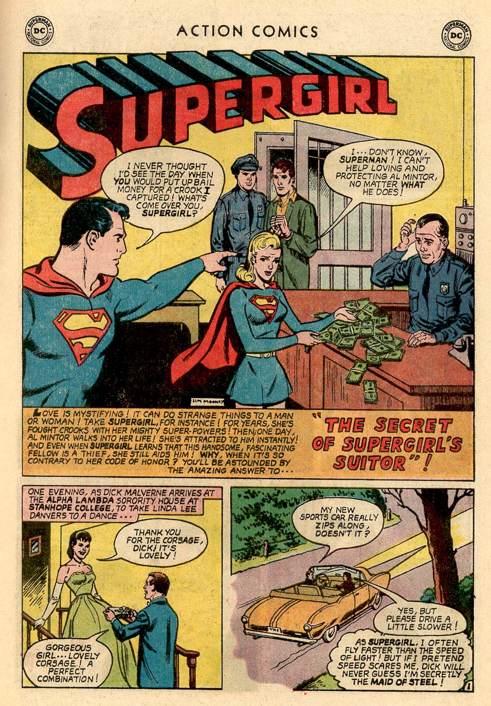 Read online Action Comics (1938) comic -  Issue #326 - 17
