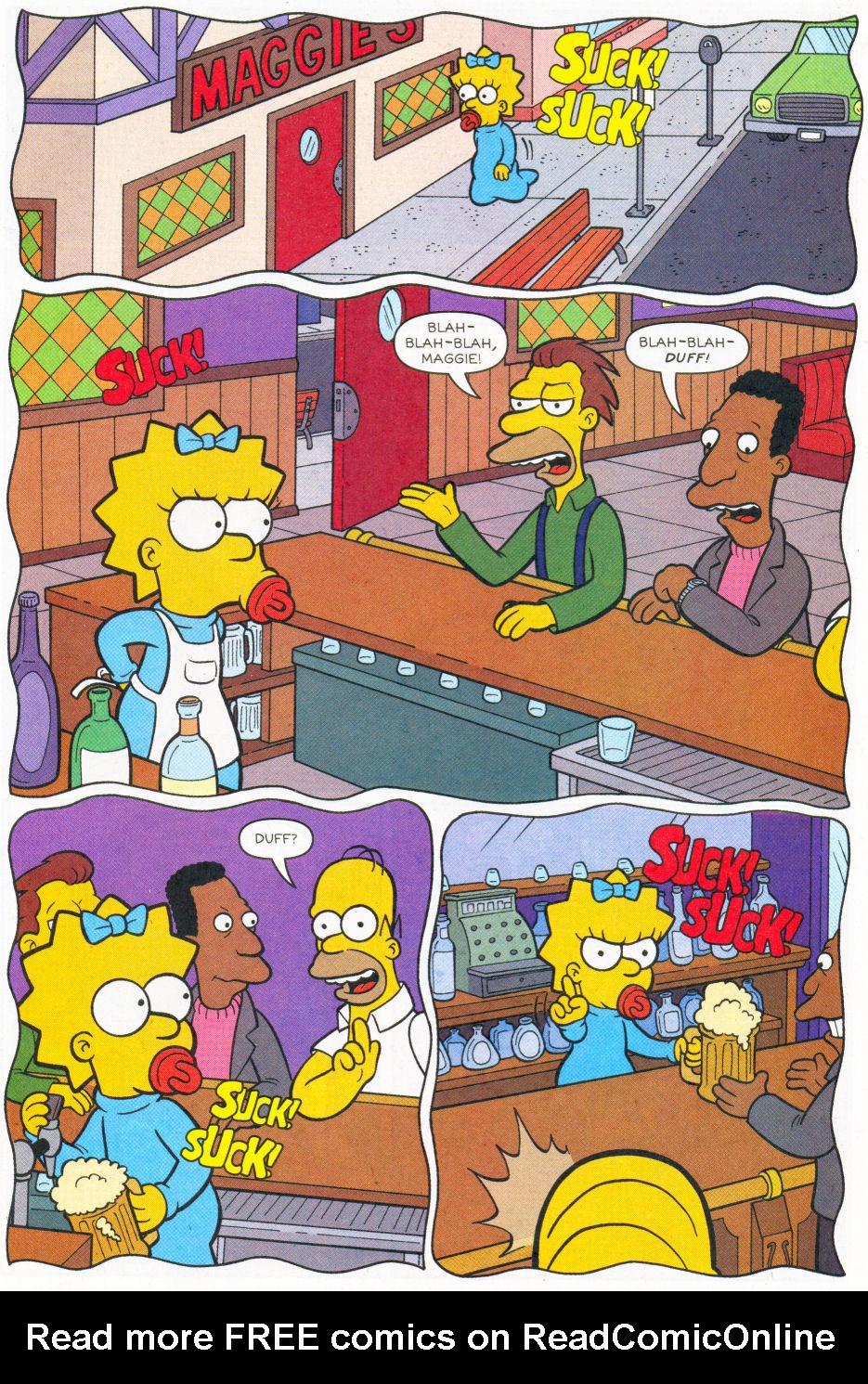 Read online Simpsons Comics Presents Bart Simpson comic -  Issue #26 - 21