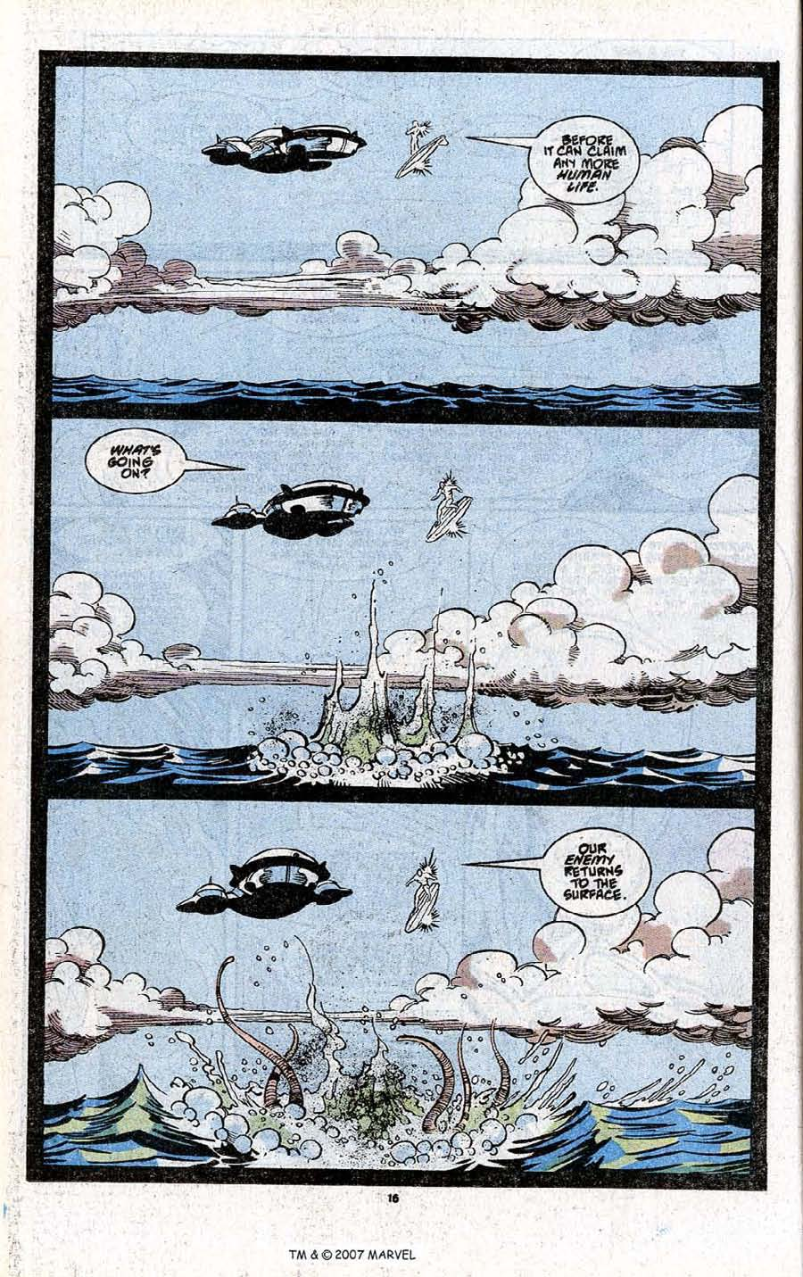 Read online Silver Surfer (1987) comic -  Issue # _Annual 3 - 18