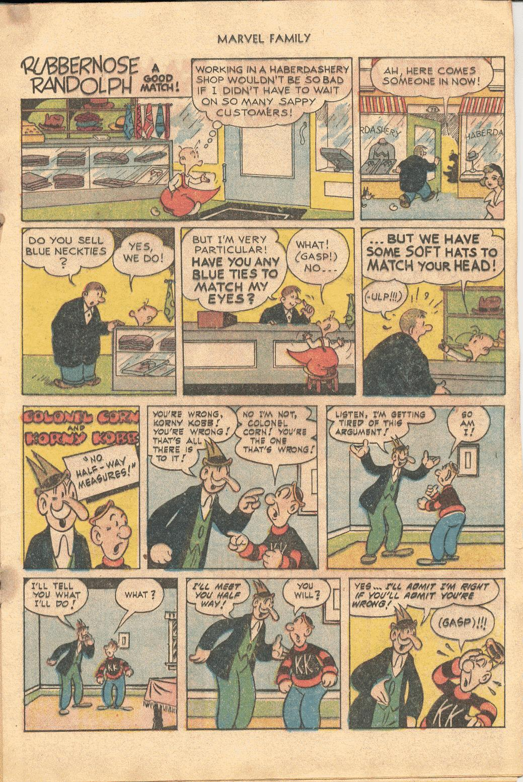 The Marvel Family issue 88 - Page 17