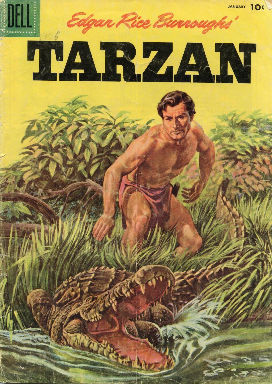 Tarzan (1948) issue 76 - Page 1