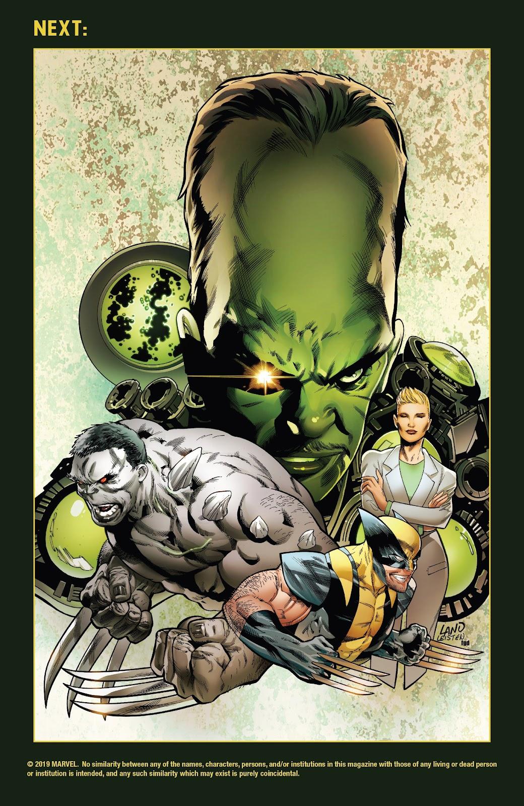 Read online Hulkverines comic -  Issue #1 - 32