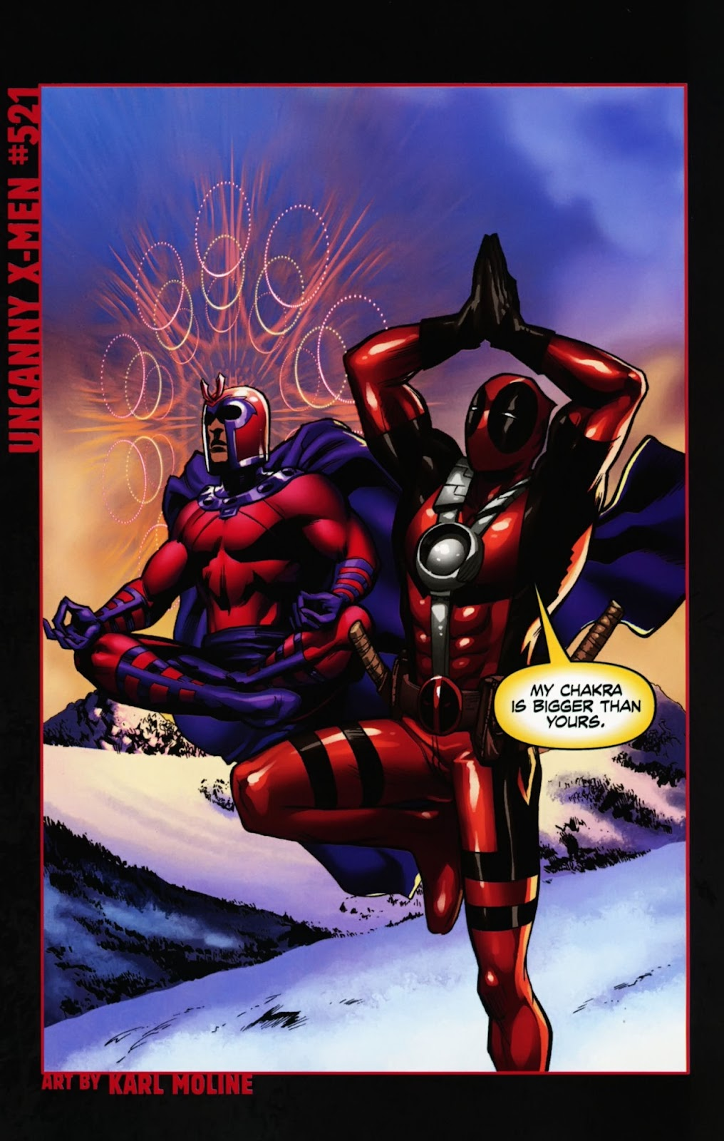Read online Deadpool (2008) comic -  Issue #1000 - 100