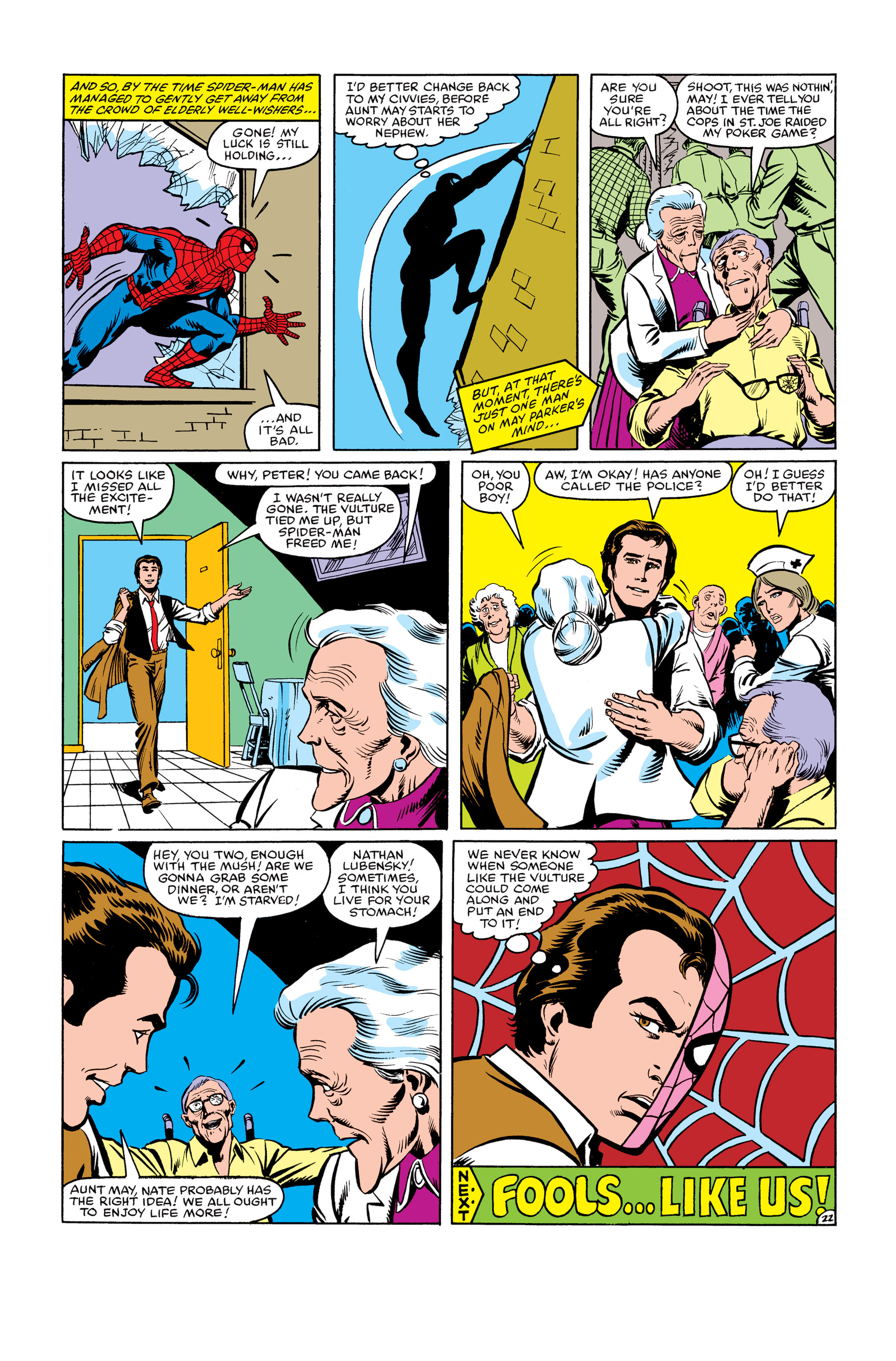 The Amazing Spider-Man (1963) 224 Page 22