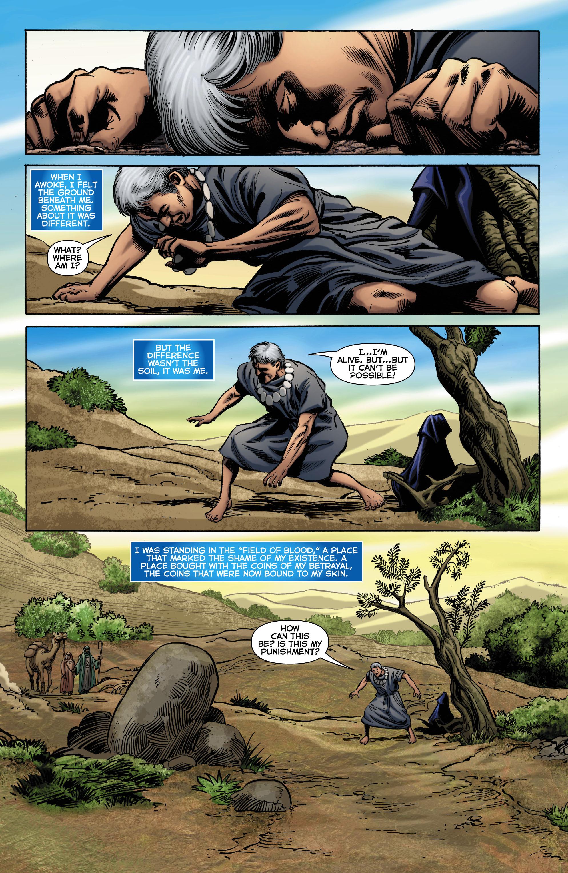 Read online Trinity of Sin: The Phantom Stranger comic -  Issue #0 - 7