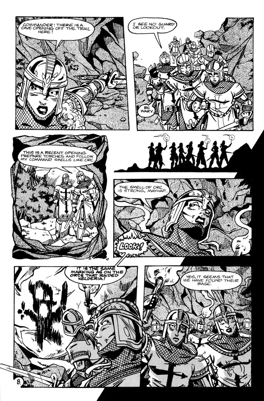 The Realm (1986) issue 9 - Page 10