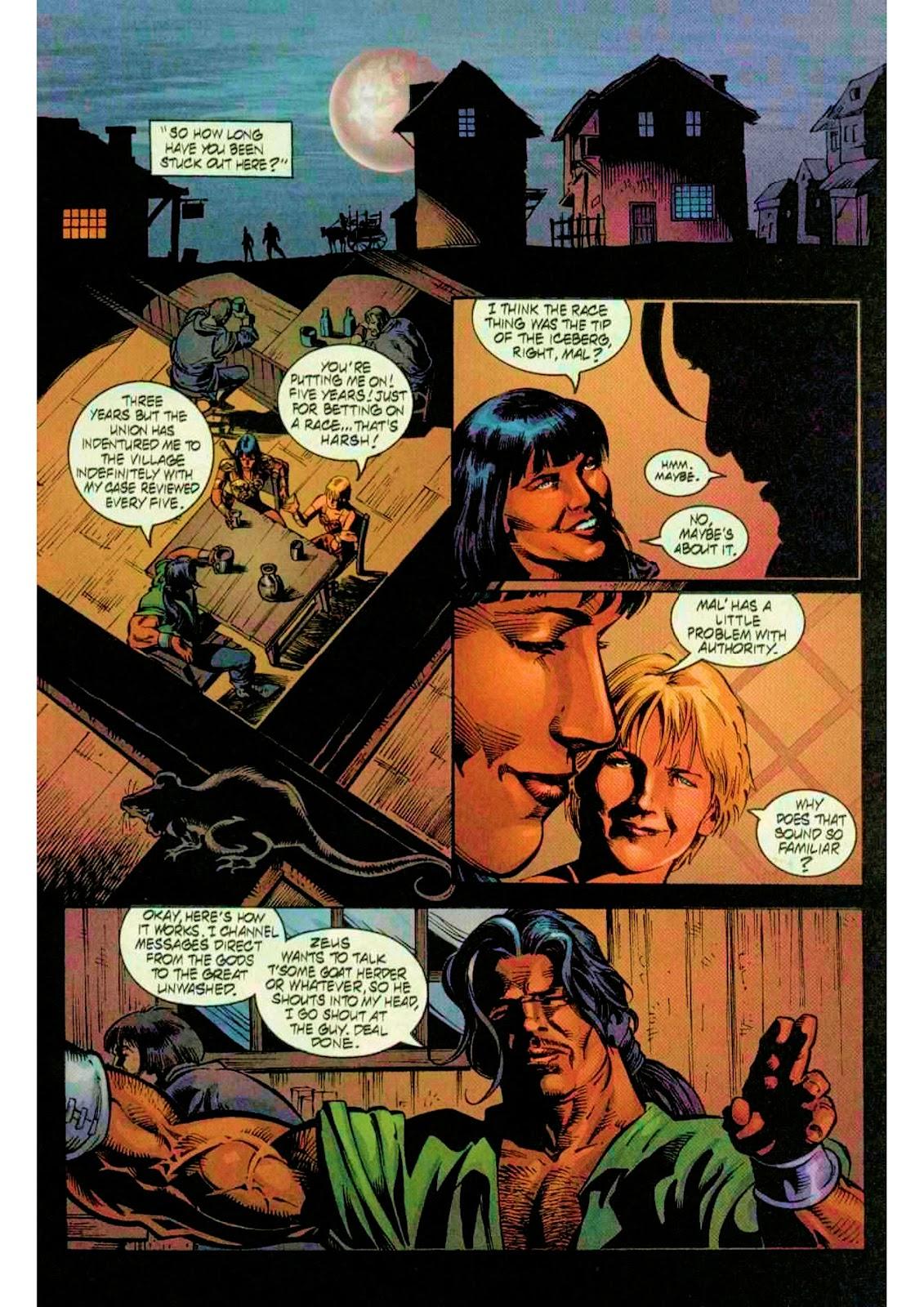 Xena: Warrior Princess (1999) Issue #11 #11 - English 11