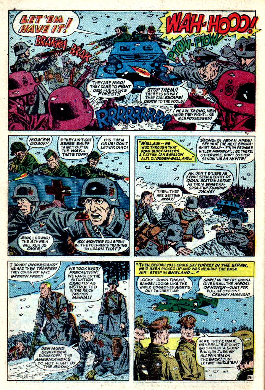 Read online Sgt. Fury comic -  Issue #44 - 26
