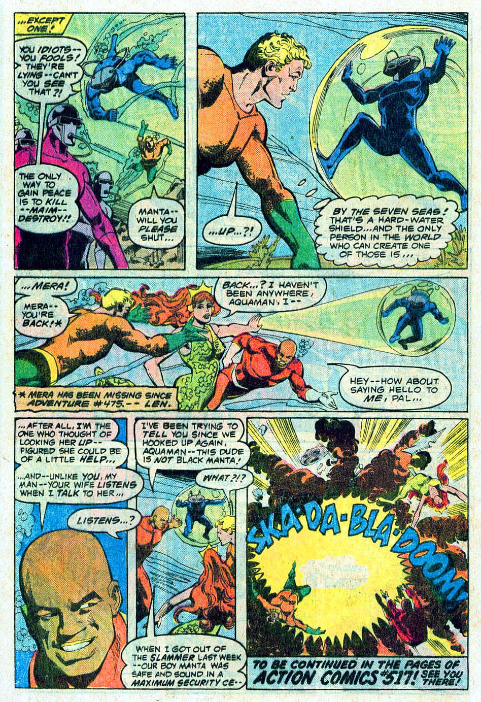 Read online Adventure Comics (1938) comic -  Issue #478 - 9