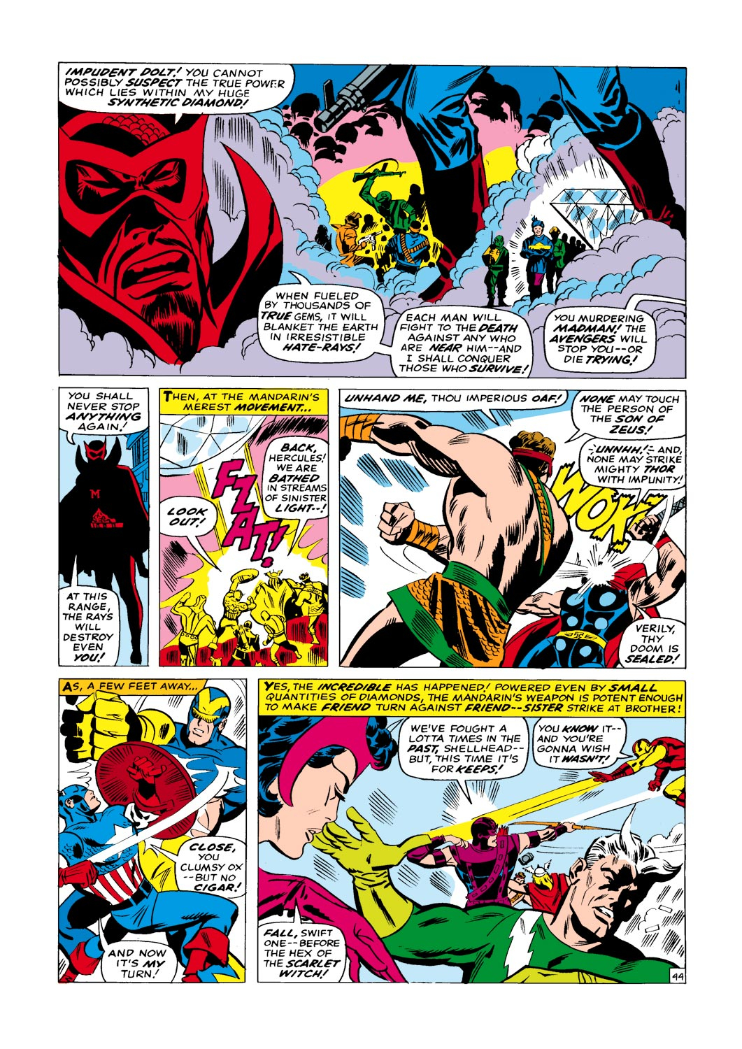 The Avengers (1963) _Annual_1 Page 44
