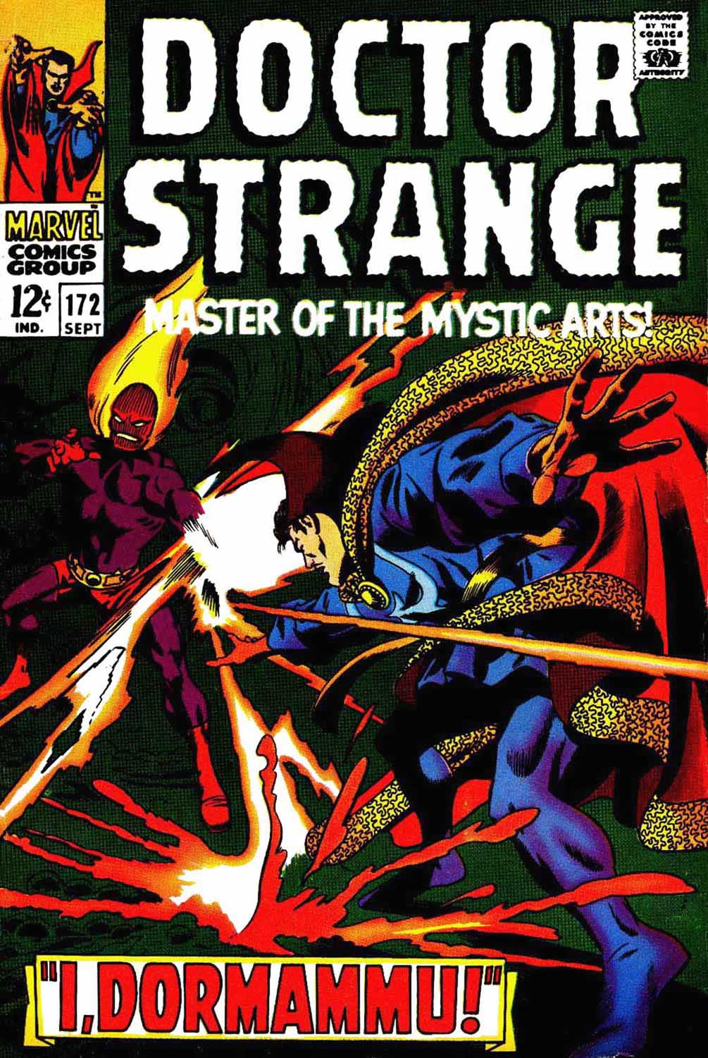 Doctor Strange (1968) issue 172 - Page 1