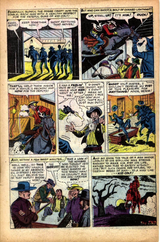 Gunsmoke Western issue 66 - Page 11
