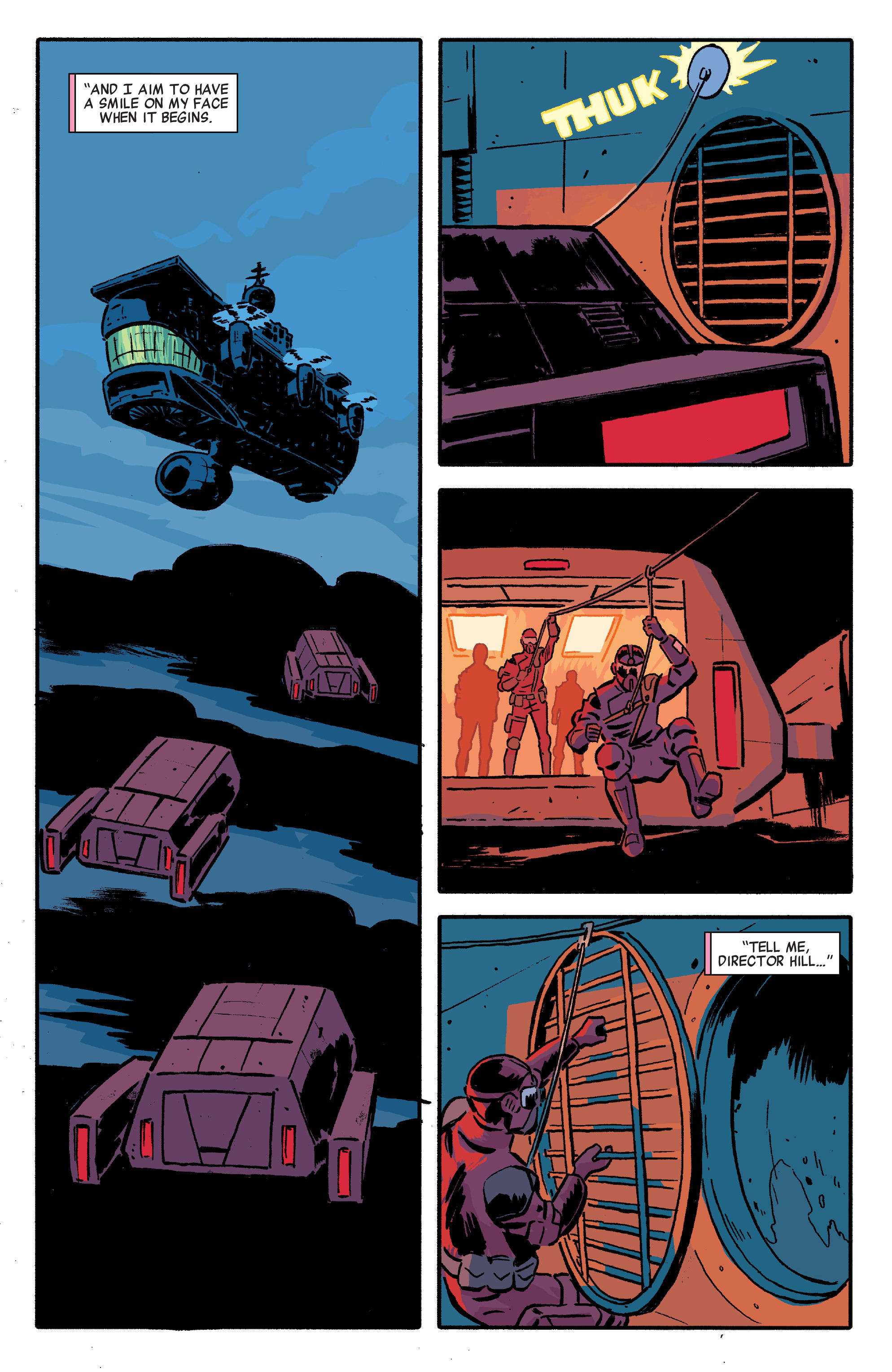 Read online Secret Avengers (2014) comic -  Issue #10 - 13