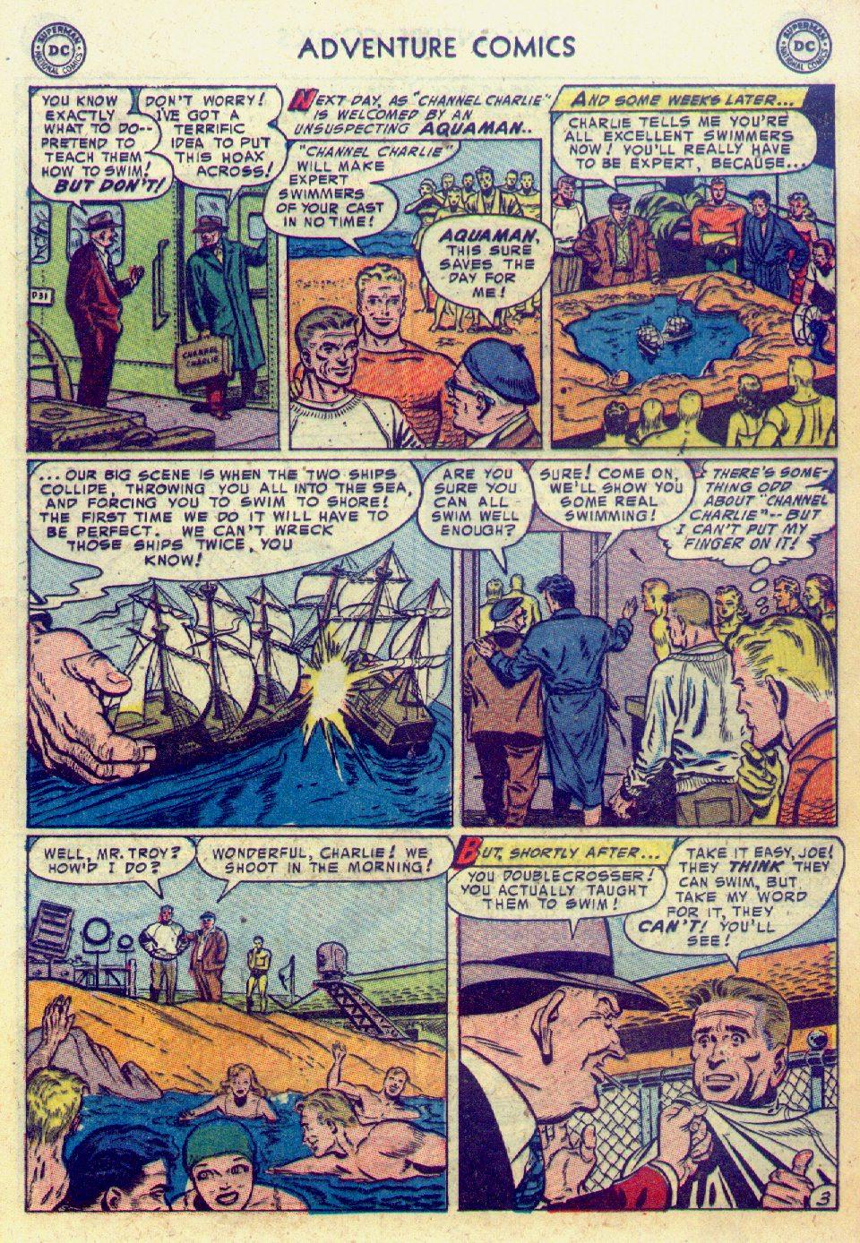 Read online Adventure Comics (1938) comic -  Issue #201 - 19