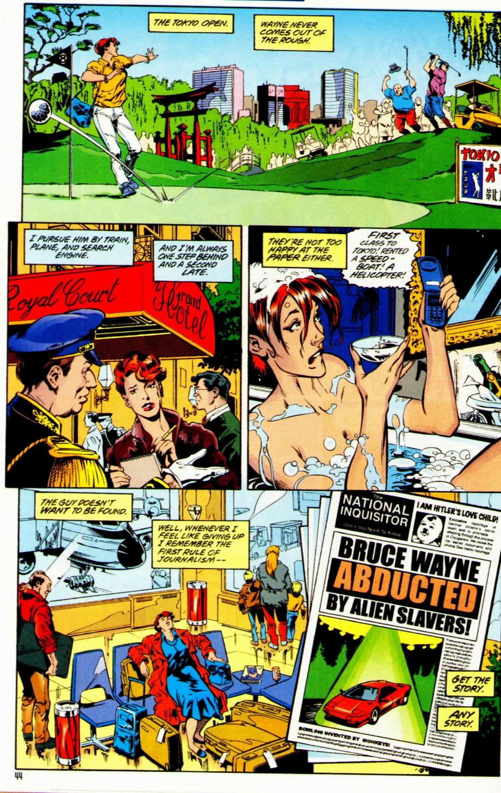 Read online Batman: No Man's Land Secret Files comic -  Issue # Full - 42