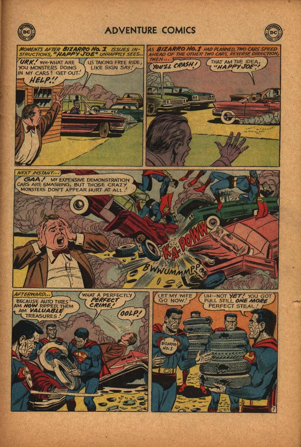 Read online Adventure Comics (1938) comic -  Issue #291 - 27