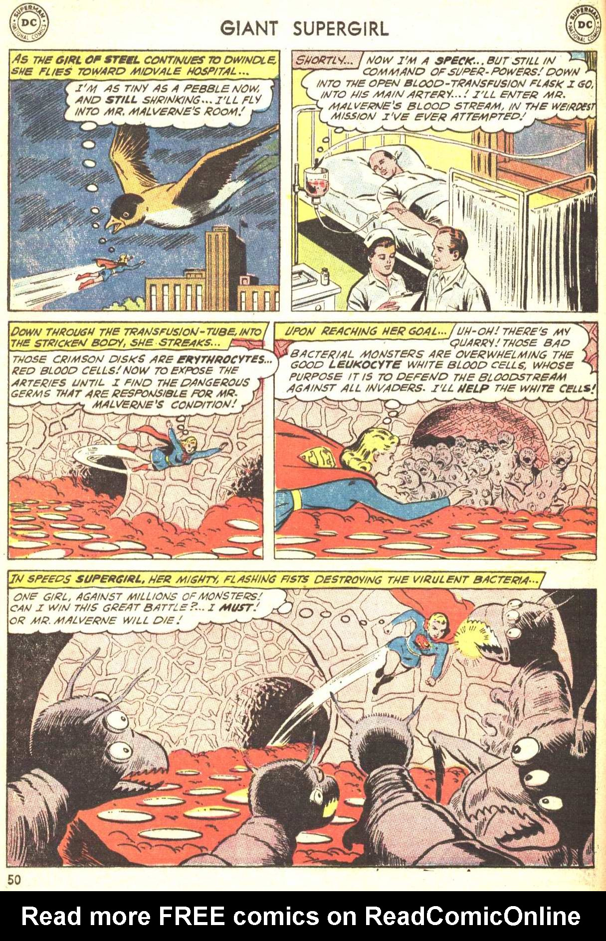 Read online Action Comics (1938) comic -  Issue #360 - 49