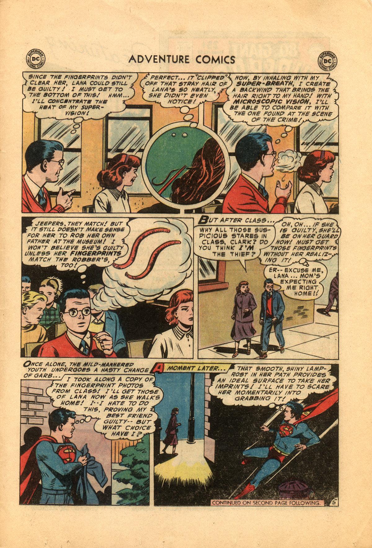 Read online Adventure Comics (1938) comic -  Issue #332 - 29