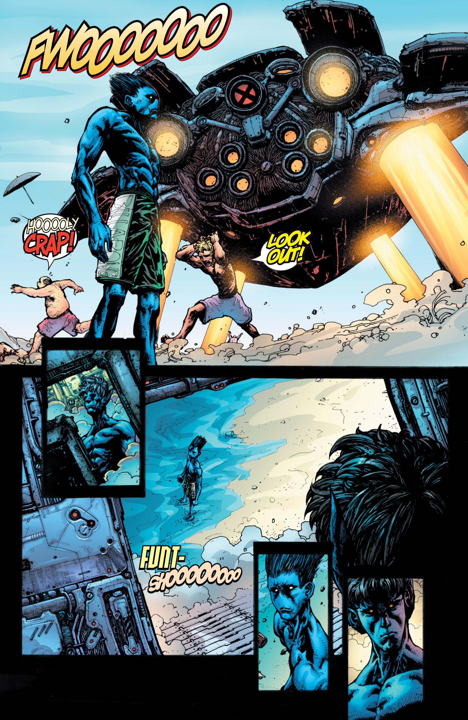 Read online Uncanny X-Men (1963) comic -  Issue #429 - 13