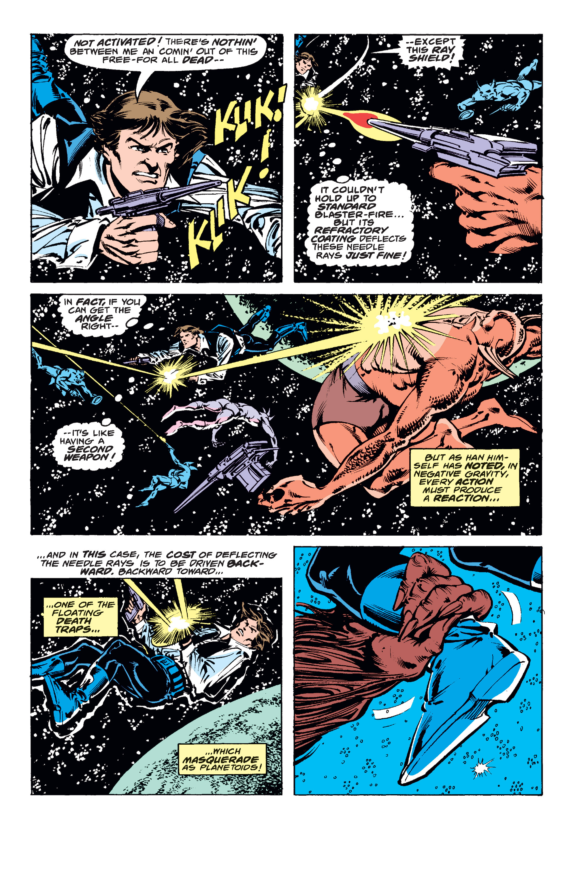 Read online Star Wars Omnibus comic -  Issue # Vol. 13 - 387