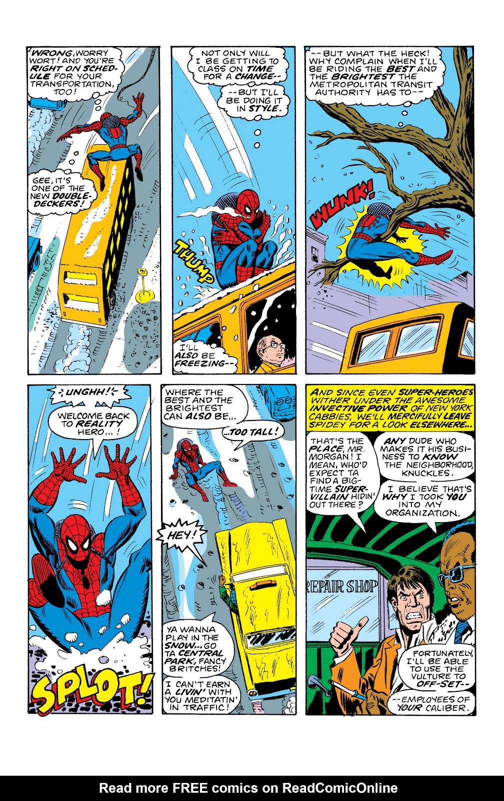 Read online Marvel Masterworks: The Spectacular Spider-Man comic -  Issue # TPB (Part 1) - 67