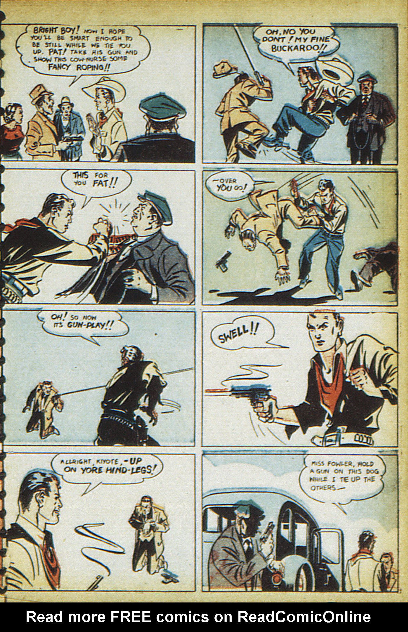 Read online Adventure Comics (1938) comic -  Issue #15 - 63