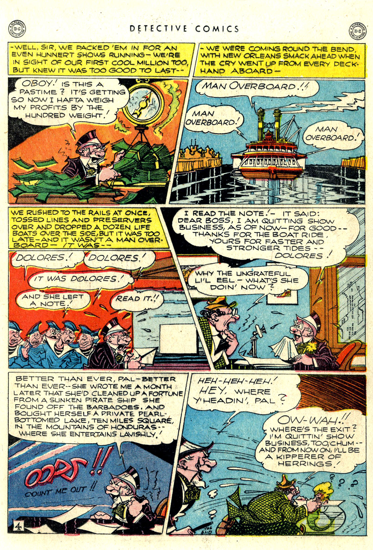 Read online Detective Comics (1937) comic -  Issue #100 - 25