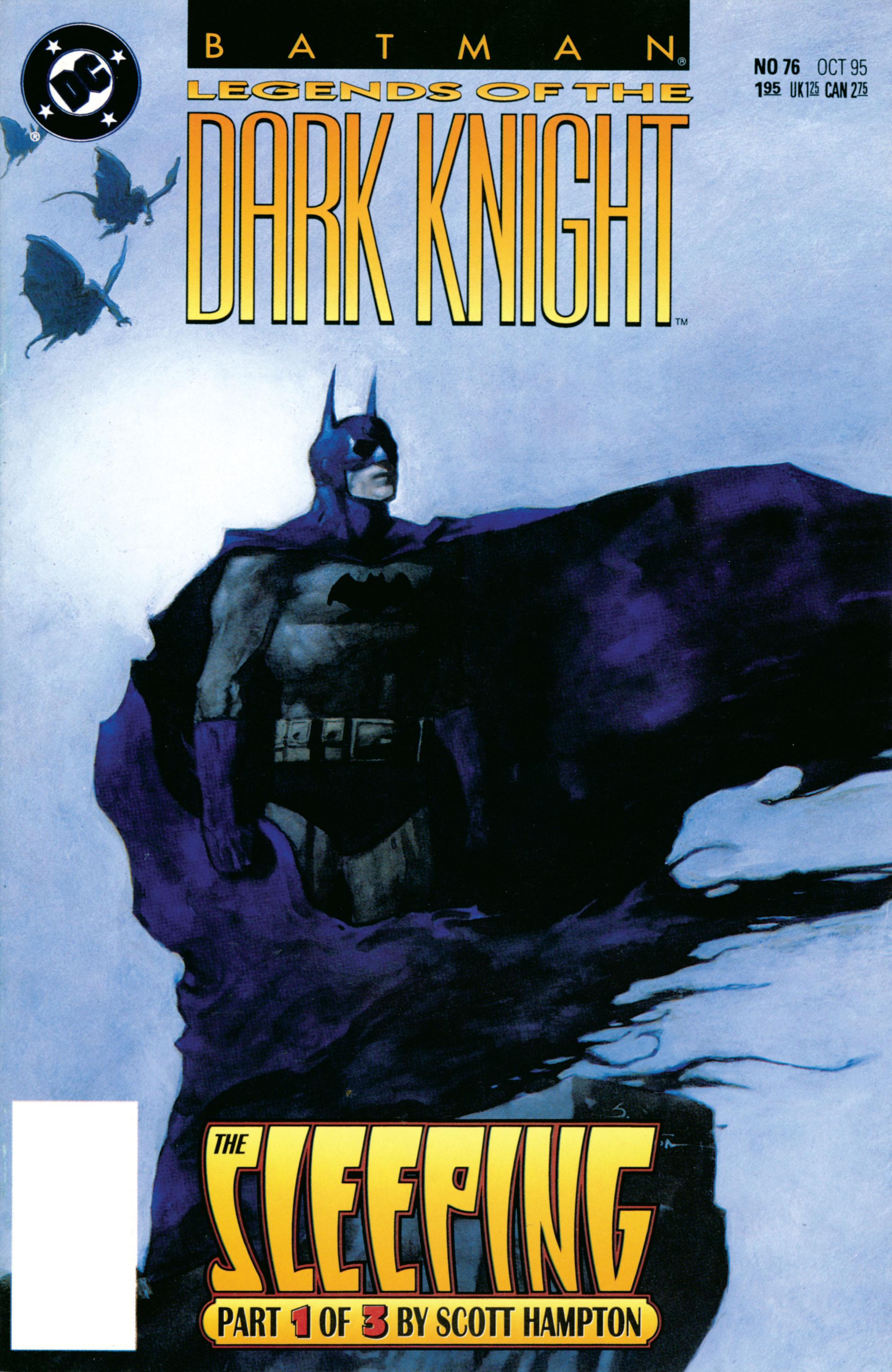 Batman: Legends of the Dark Knight 76 Page 1