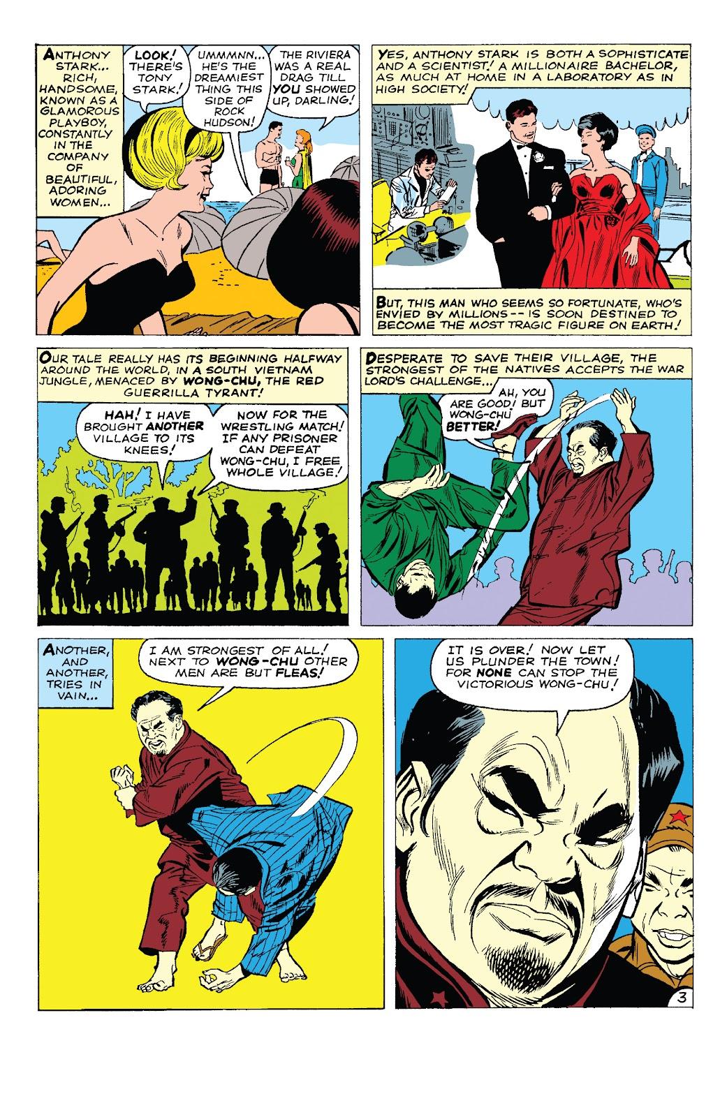 Read online Marvel Tales: Iron Man comic -  Issue # Full - 8