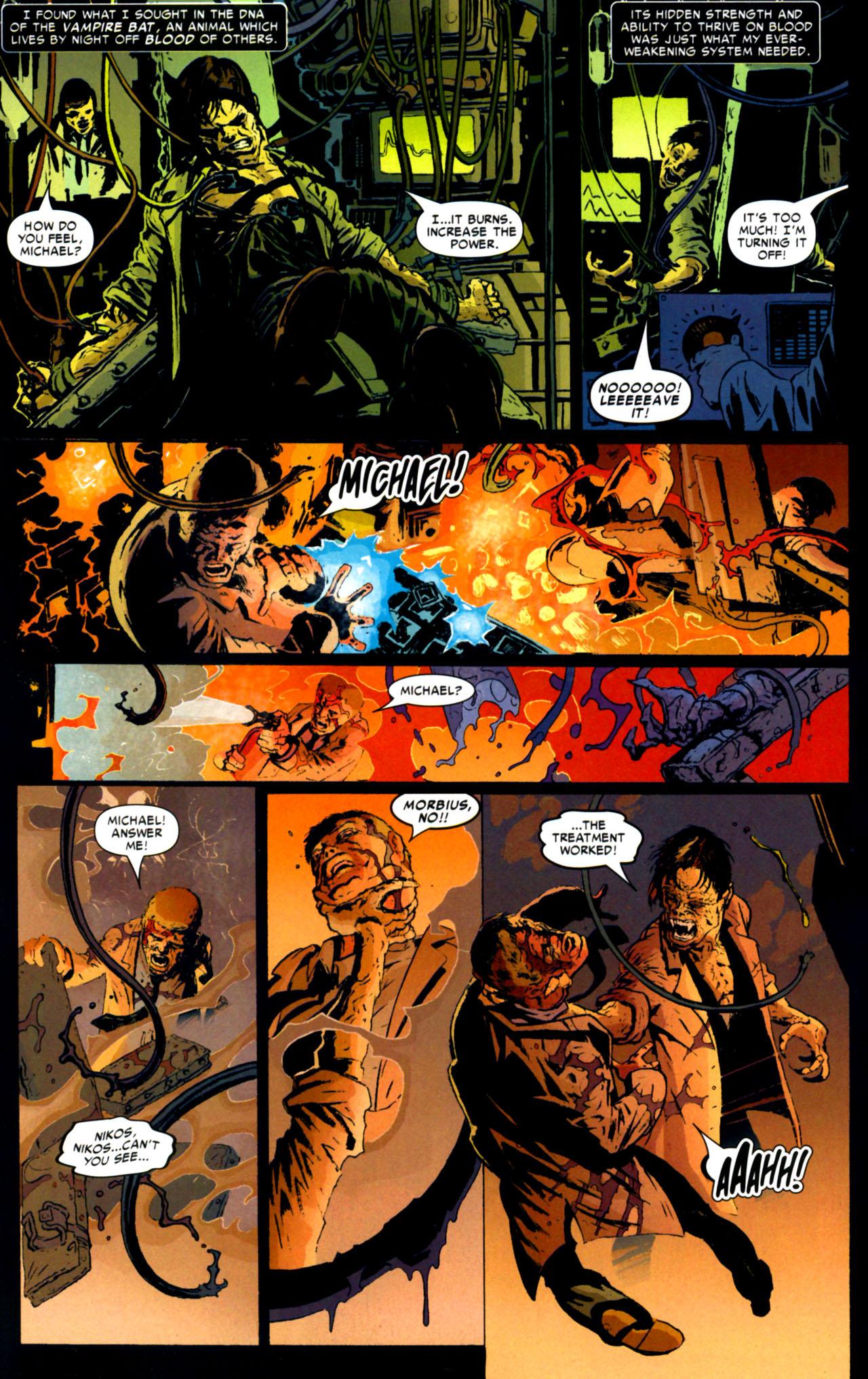 Read online Amazing Fantasy (2004) comic -  Issue #17 - 30