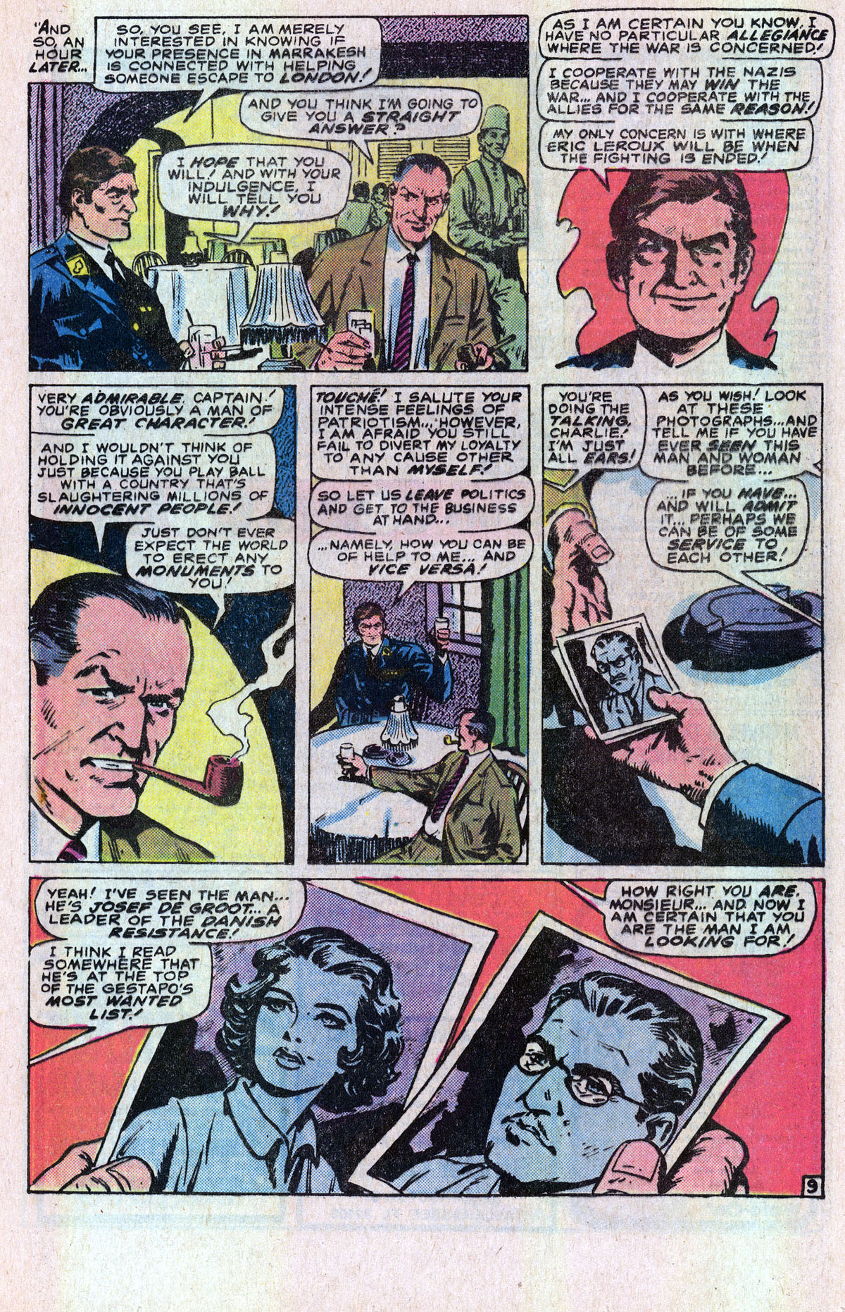 Read online Sgt. Fury comic -  Issue #166 - 13