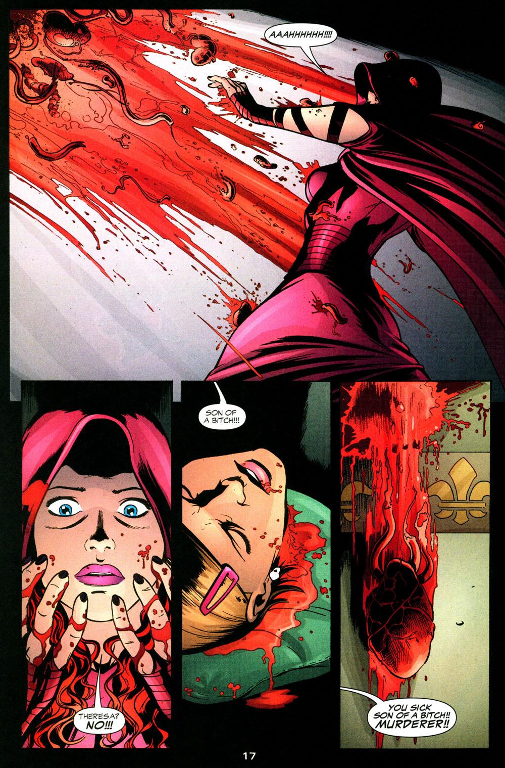 Read online Fallen Angel (2003) comic -  Issue #3 - 18