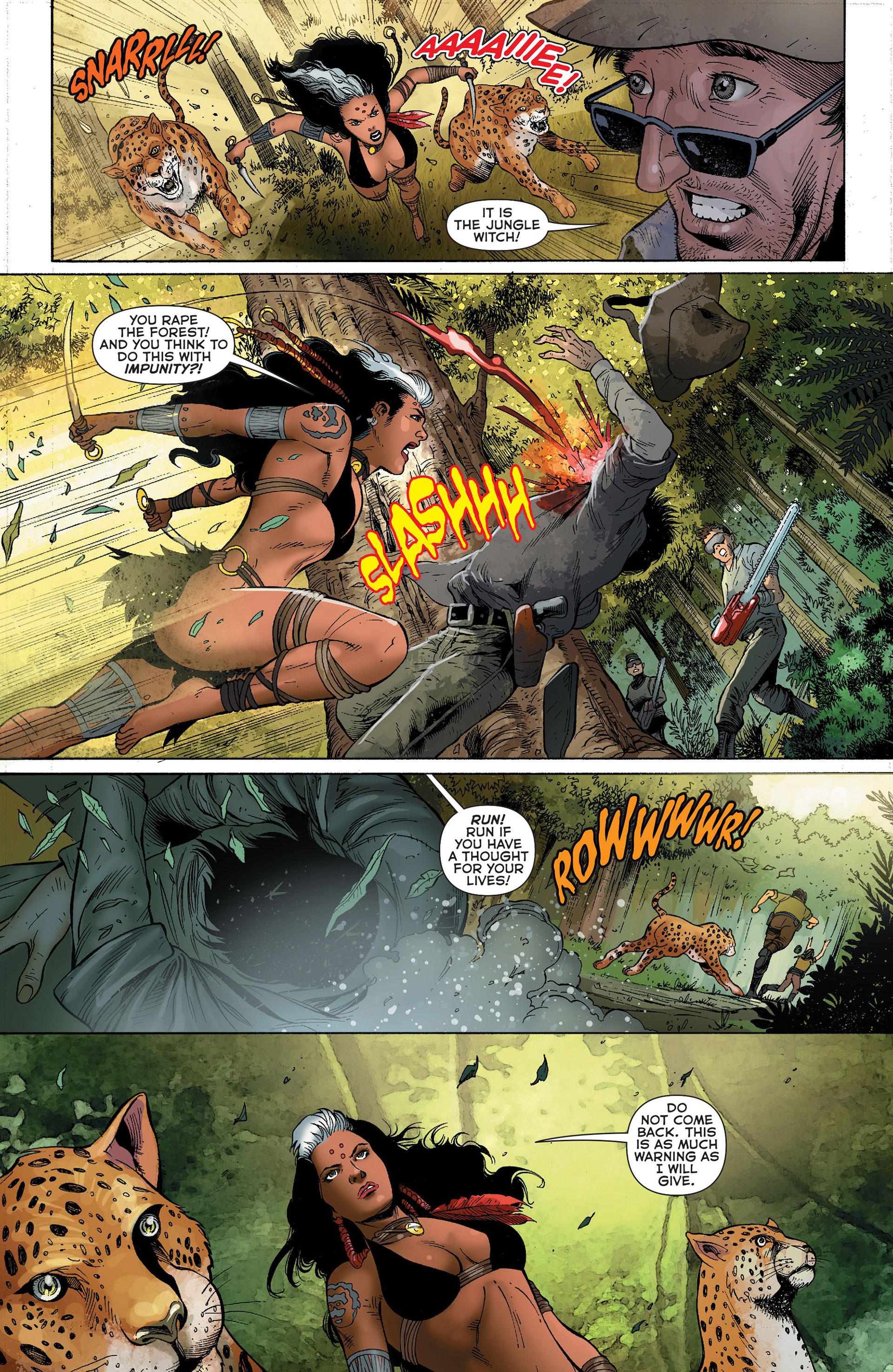 Read online Aquaman (2011) comic -  Issue #Aquaman (2011) _Annual 1 - 14