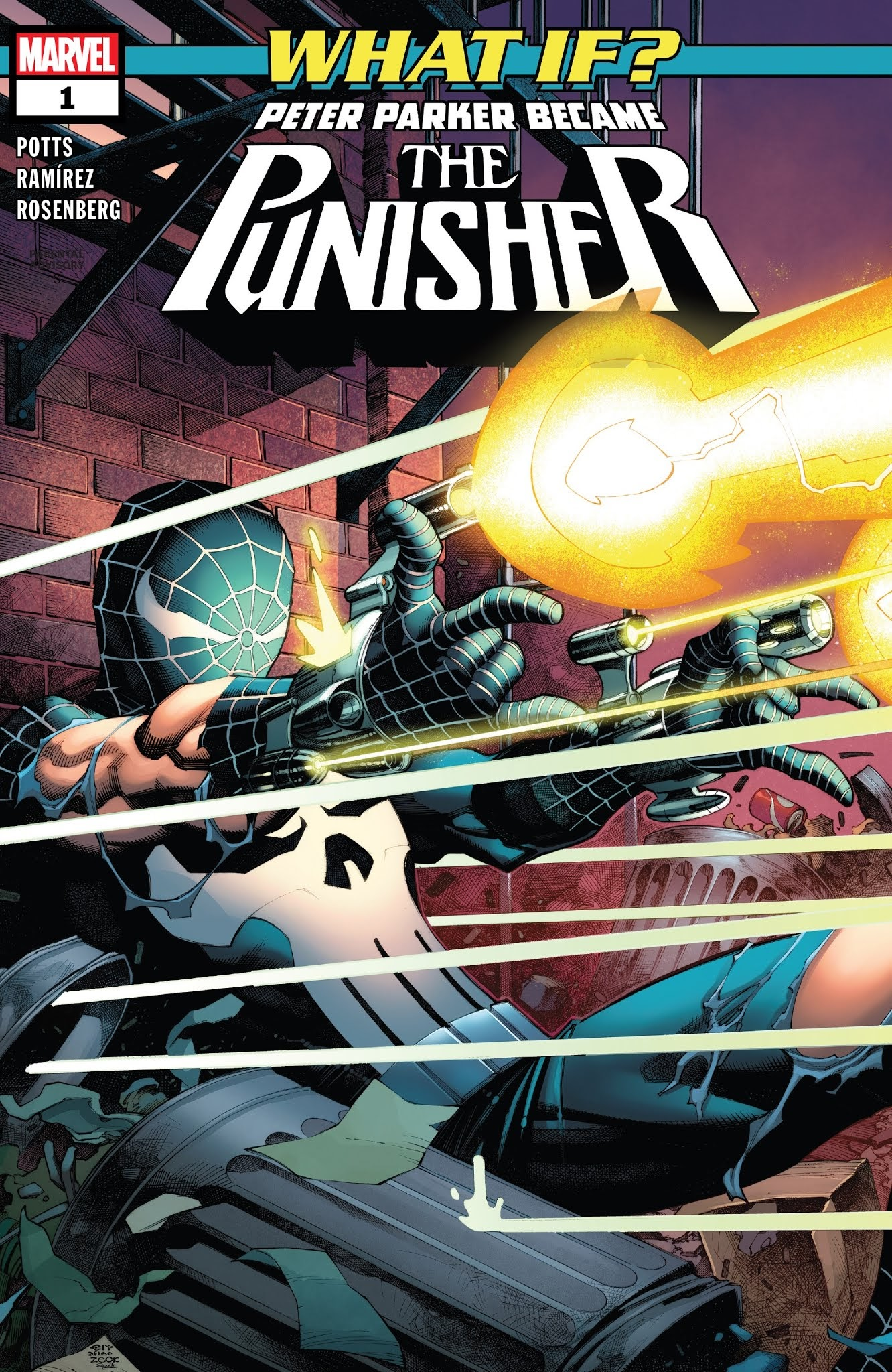 What If? The Punisher Full Page 1
