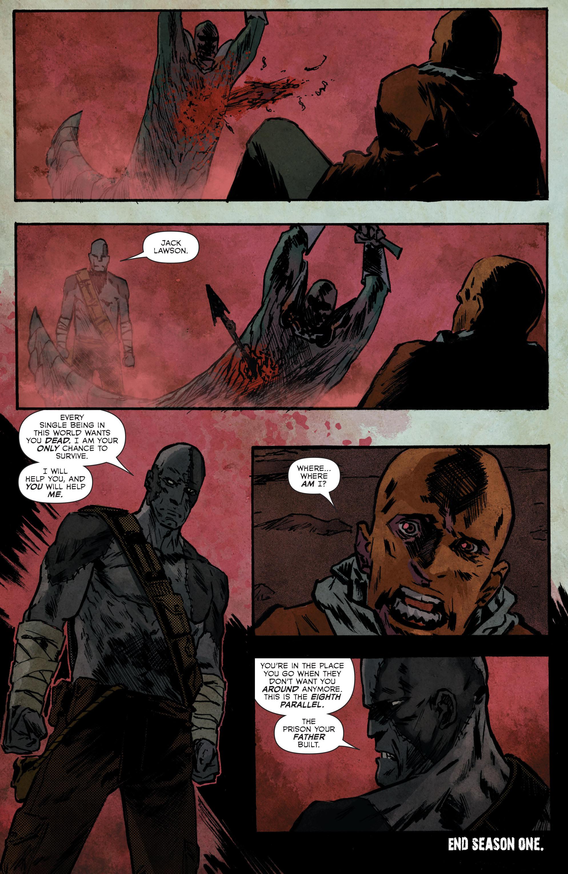 Read online Hoax Hunters (2012) comic -  Issue # TPB 3 - 100